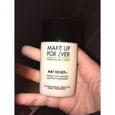 makeup forever matte velvet reviews in