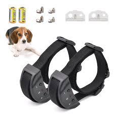Petrainer Electric Anti Bark No Barking Small Dog Pet Training Collar Walmart Com Walmart Com