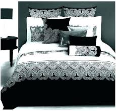 white comforter sets queen grey