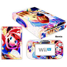 For Wiiu Skin Sticker Vinyl Cover Decal For Wii U Console 2 Controller Protective Skins Decal Skin Sticker Decal Stickerdecals Vinyl Aliexpress
