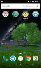 milky way live wallpaper v4 6 2 paid