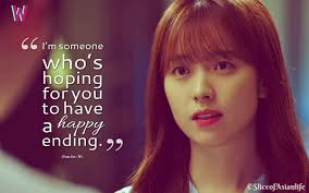 w two worlds kdrama quotes slice of life