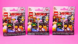 Opening Lego Ninjago Movie Mystery/Blind Pack part 4 - YouTube