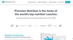 precision nutrition nutrition