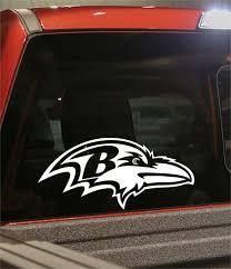 Baltimore Ravens North 49 Decals