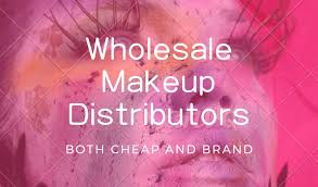 whole makeup distributors in china