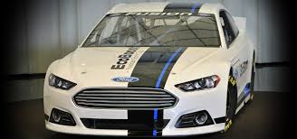 New Look Nascar Sprint Cup Ford Fusion Racecar Engineering