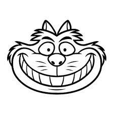 5 Cheshire Cat Vinyl Decal Sticker Car Window Laptop Alice In Wonderland Disney Ebay