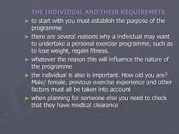 Components of Fitness there are a number of different components of  fitness. it is important to understand the difference between the different  types of. - ppt download