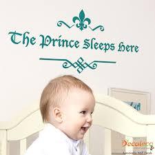 The Prince Sleeps Here