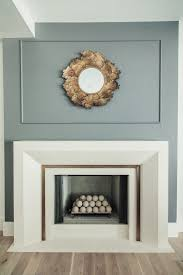 tips for decorating a fireplace mantel