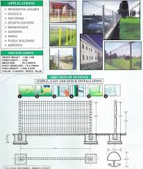 Perimeter Fence Design In The Philippines