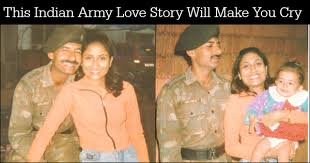 this indian army love story will make