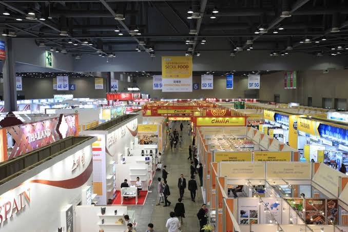 Image result for seoul food expo 2020""