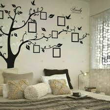 Home Decor Photo Frame Black Tree Removable Decal Room Wall Sticker Vinyl Art Kn For Sale Online Ebay