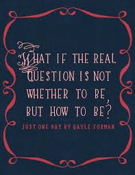 quote book just one day by gayle forman stay bookish