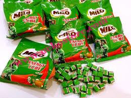 Kẹo Milo Energy Cube Thái Lan | Hàng tiêu dùng Thái Lan