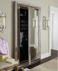 mirror jewelry armoire affordable and