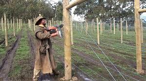Cordless Fence Staple Gun Youtube