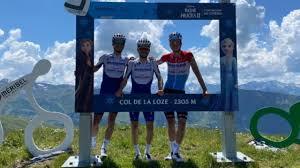 Tour de France 2020, Julian Alaphilippe in ricognizione dell'inedito Col de  la Loze