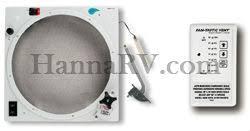 fan tastic vent k 6600r 417wh model