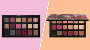 how huda beauty s rose gold remastered