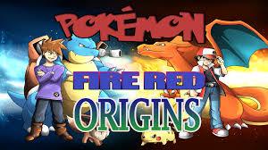 Pokémon Fire Red Origins [HACK] - Mega Durante Batalhas ~ Pokemon ...