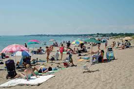 بارك الدولة Hammonasset شاطئ في صور