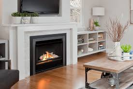 horizon gas fireplace country homes