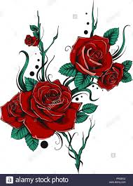 Hermoso Ramo De Rosas Rojas Y Hojas Arreglos Florales Diseno De