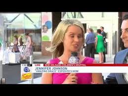 Jennifer Johnson at hospital dedication - YouTube
