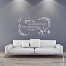Wall Stickers Harry Potter Happiness Can Be Found Dark Vinyl Decal Decor Nursery Ebay