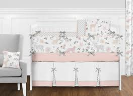 baby crib nursery bedding quilt shams