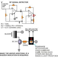 learn to build your own rf detector