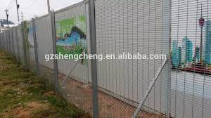 China Steel Plate 358 Fencing Security Fence Factory Buy Security Fence Security Fence Security Fence Product On Alibaba Com