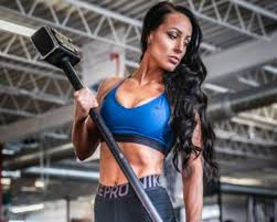 Jaime Johnson | Ms Health and Fitness
