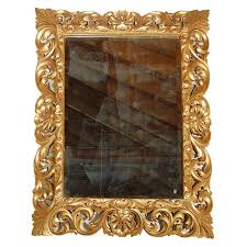 1920s 24k gold leaf louis xv style