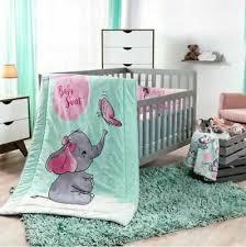 new little elephant pink baby girl