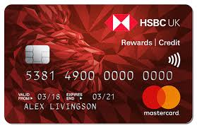 is the new hsbc rewards credit card