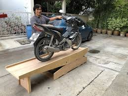 wwii wooden motorcycle workbench
