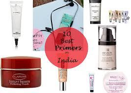 10 best face primers for oily skin in india