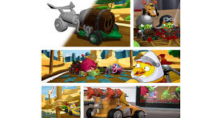 ANGRY BIRDS GO - SPEEDWAY - Track 2 - Great Race - YouTube