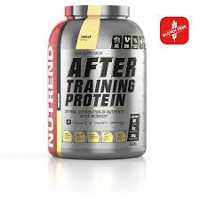 after protein nutrend