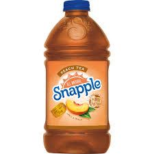 snapple peach tea 64 fl oz walmart