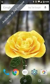 3d rose live wallpaper free apk