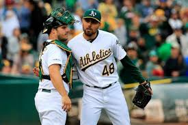 A's Joakim Soria to make first start of career as opener vs ...