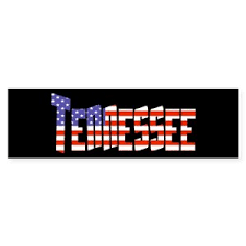 Tennessee Native Bumper Stickers Cafepress