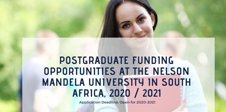 "Image result for Nelson Mandela University in South Africa, 2020/2021"""