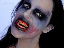 easy to do zombie makeup tutorial