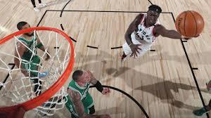 Raptors vs Celtics ...